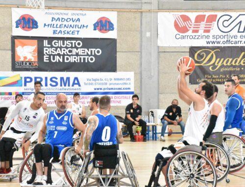 """Tante emozioni al Memorial """"Lachin e Boraso"""", vinto dai campioni di Cantù, ma lo Studio3A sfiora l'impresa"""