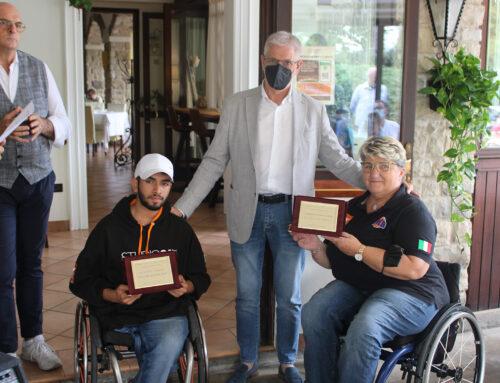 Premi per la Presidente Silvana Vettorello e per Amine Gamri agli Oscar del Basket Padovano
